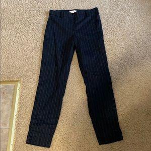 H&M Pinstriped Slacks